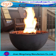 Garden treasures fire pit & bowl
