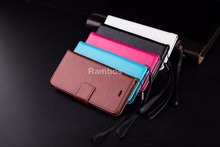 Classic flip customize leather case cover For Samsung Galaxy Trend 2 Lite /G318