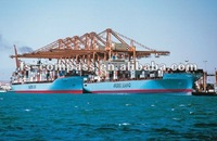 freight forwarding from Tianjin to karachi by Maersk Vessl tracking