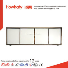 Sliding combination Interactive whiteboard for school E-learning