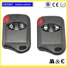 puerta de garaje de control remoto, control remoto rf YET007