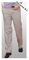 Pants new men's slim fit casual formal straight dress, Men pants trousers