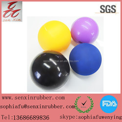hockey ball/base balls /rubber balls/rubber foam balls/silicone balls for dogs/therapy/sport//treatment/toys/adult