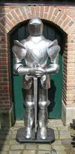 Scottish medieval armor suit