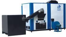 biomass hot water boiler/no tar,smoke-free,no wastewater discharge