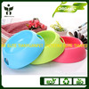 High quality Plastic wholesale pet feed dog bowl