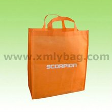 Cheap Reusable Printed Tote Non Woven Fabric Bag