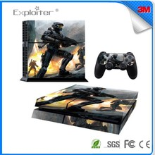 New style useful vinyl sticker for ps4 game controller console