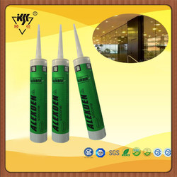 Good Quality Acetoxy Silicone Sealant Be Used For Laminated Glass Features
