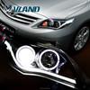 Top quality China market wholesale headlights and custom headlights car xenon headlights for toyota corolla
