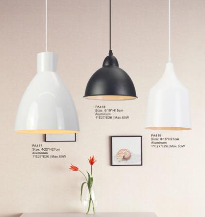 빈티지 형 현대 천장 조명 산업 샹들리에 와이어 테이블 램프 ...