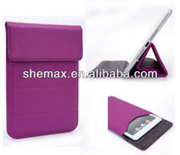 Magenta For Apple Mini Ipad Sleeve Wrapper Tablet Case Pouch Leather