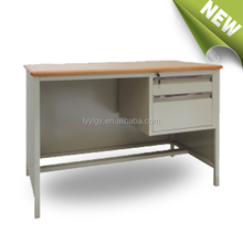 Stainless steel computer executive desk table models/ modern office furniture/Luoyang yulong