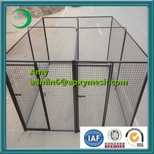 Easy install dog kennel factory price