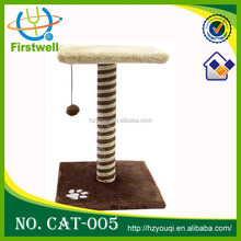 Top china cat tree/wholesale cat tree scratching post
