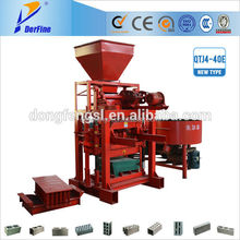 QTJ4-40E factory machines / cellular concrete / buy direct from china factory