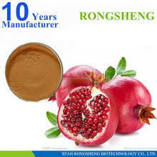 Best sale natural organic pomegranate peel extract powder