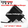 RC car battery charger smart EUR standard wall mount 12V nimh nicd