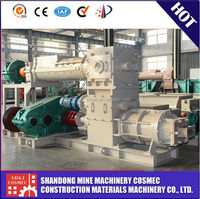 2015 latest technology shandong golden supplier cheap price VP50 handmade factory brick making machine