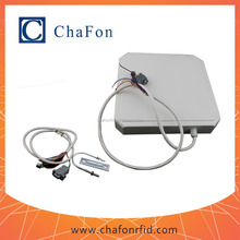 uhf long distance rfid tag reader with 9dBi antenna build-in