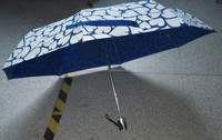Magic printing colour changing umbrella