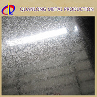 Hot Dipped Zinc DX51D Z Galvanized Steel Coil As Building Material