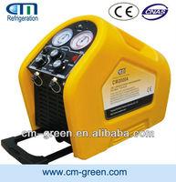 Oil -free Refrigerant reclaimer, refigerant recovery unit