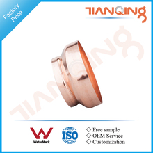 T501 Factory price pipe fitting copper reducing coupler