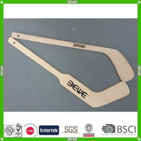 best cheap price customized wood hockey stick made in China factory