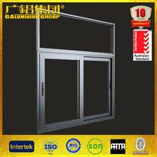 aleación de aluminio de vidrio para los cristales de la ventana