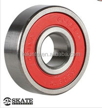Bones Reds Skateboard Bearings 8mm Size 608 + 8 pc Spacers