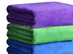 large and bibulous 350 GSM factory directly pva car wash towel made in china