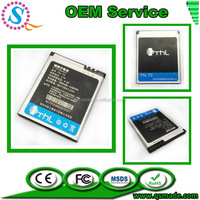Factory OEM Original Quality 1250mAh T2 W8 Battery For THL T2 Mobile Phone