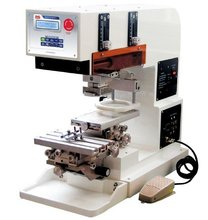 desktop single color pad printing machine 125-90D