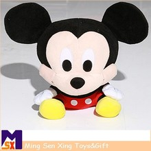 2015 Christmas Gift Valentine Day Gifts Plush Toys Mickey Minnie Mouse