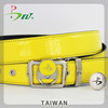 Originality promotional eyelet cool fashion golf belt