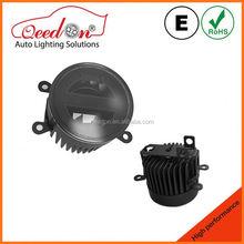 Qeedon Hot Promotion black or sliver 4 inch led fog lamp for Nissan 370Z GT Edition