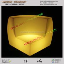 LED Lounge Seat Corner