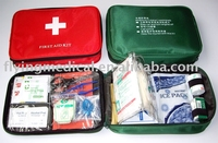 First aid kit ( FDA & CE approved)
