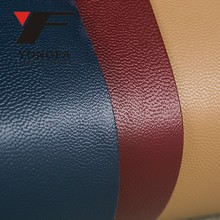 PU Leather Y45 PU Synthetic Leather Non-Woven backing Shoe Leather Wholesale Footwear material