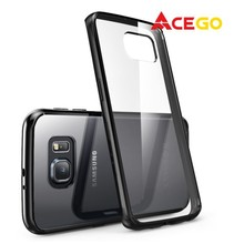 Buy 500 get 50 free Scratch Resistant Bumper Case For Samsung Galaxy S6