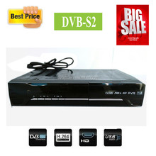 In stock dvb-s2 set top box gsm transmitter and receiver for Thailand