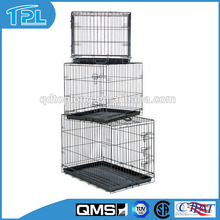 the best wholesale for Metal Dog House cage Folding Dog Crate, Commerical Dog Crate,Dog House