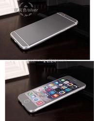 New matt finish sticker skin for iphone 6 wrap sticker full body decal sticker cover