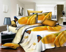 yellow tulip patchwork baby chinese summer bedding set 1500 thread count sheets