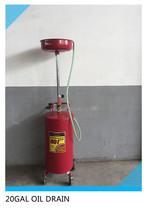 20gal operada a ar de resíduos de óleo drainer & changer