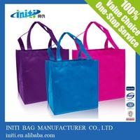 China custom cheap quality disposable nonwoven cloth bag