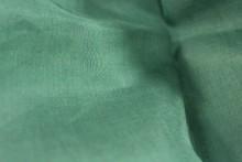 dyeing for 6MM 100% silk organza fabric for dress /wedding