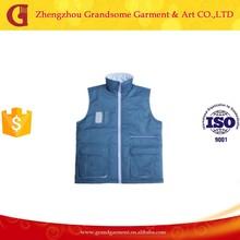 2015 Outdoor Work Vest, Padded Windproof Vest for Men