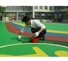 Hot sale! Cheap Rubber Flooring , EPDM rubber playground, USD110/ton ! -G-I-15011204